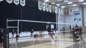 Wildcat Volleyball Receives Votes Just Outside Of Top 25 Poll, Begin 10-Game Road Schedule Early September