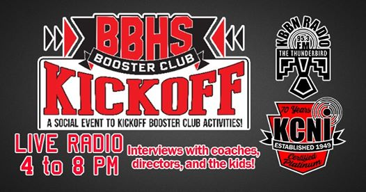 BBHS Athletic Booster Club Hosts Fall Sports Kickoff Tonight
