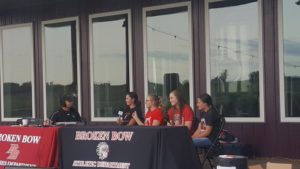 Fall Sports Preview - Broken Bow Girls Golf Team