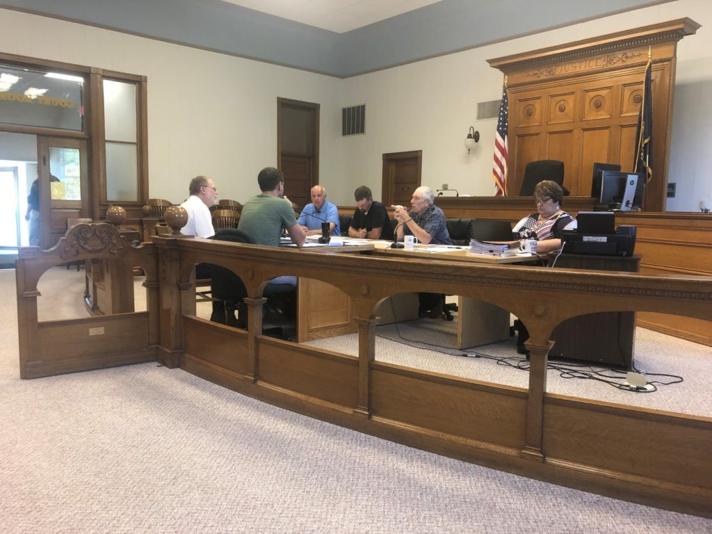 Wayne County Commissioners Meeting Recap Of Tuesday, August 6th