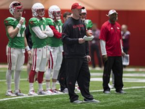 Coach Frost Pleased with Preparations for Minnesota