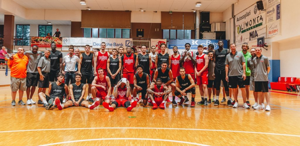 Nebraska Men's Basketball Team Wraps Up Italy Trip