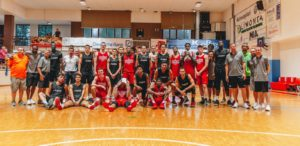 Nebraska Men's Basketball Team Wraps Up Italy Trip