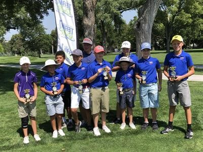 Fremont Express Golf Team Finishes 2nd in State Championship