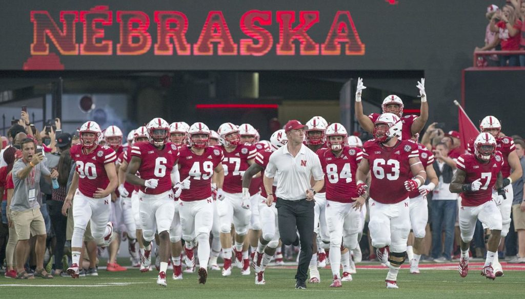 Huskers Sit Just Outside Top 25 in USA Today Coaches Poll