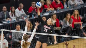 Nebraska Volleyball Team to Host Annual Red/White Scrimmage This Weekend