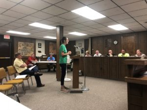 Electronic Recycling Event And 7th Street Sewer Line Discussed During Tuesday Evening City Council Meeting