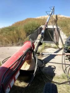 Western Nebraska Farmers Using World War II Bunkers For Grain Storage