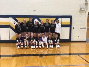 Volleyball 9/21 - Broken Bow Places 2nd at Seward Tournament - Anselmo-Merna Wins Quad