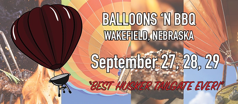 Wakefield Balloons 'N BBQ To Be Celebrated This Weekend