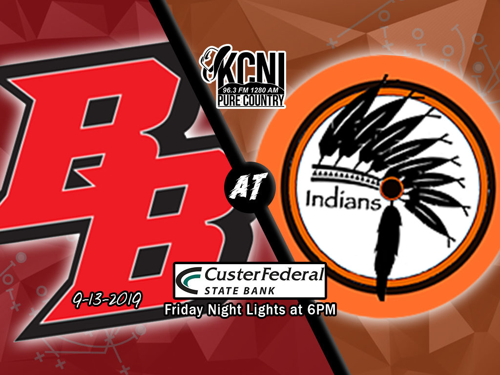 Broken Bow Prepares to Battle Top Ten Ranked Ogallala – Game on KCNI
