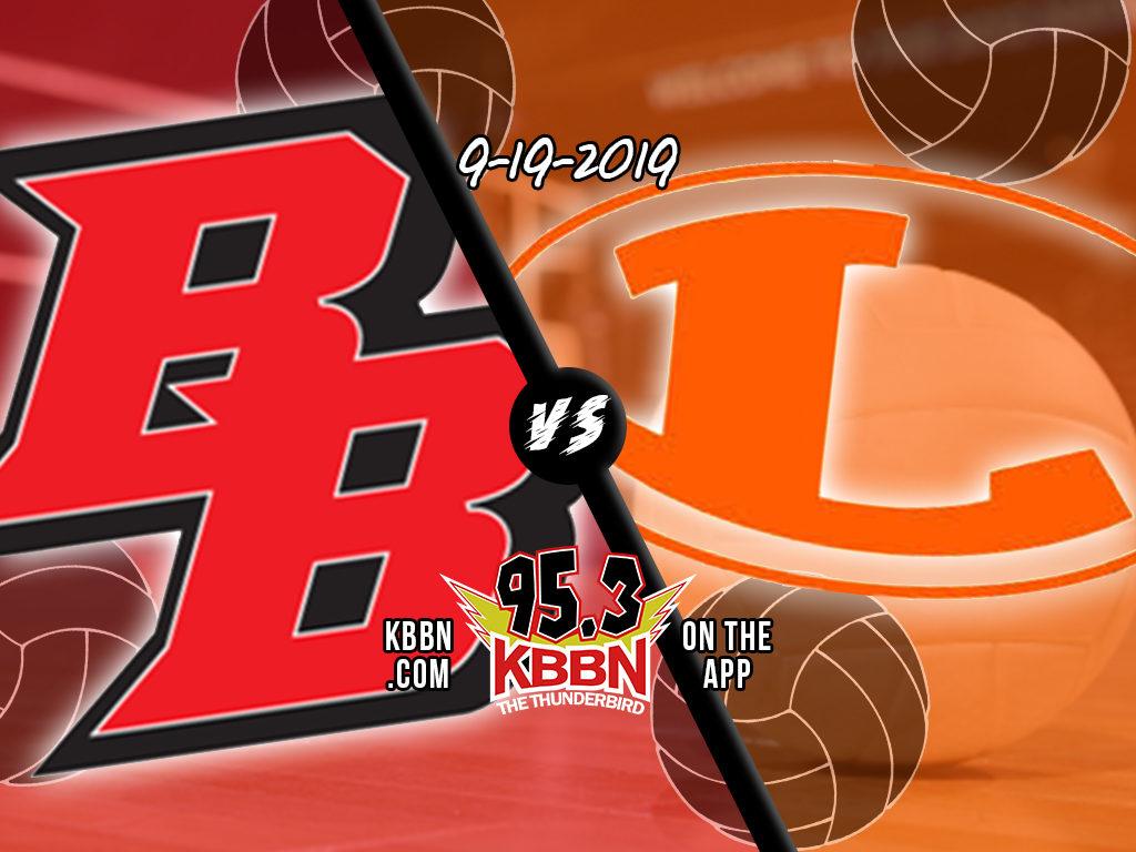 Broken Bow Volleyball Team Hosts Lexington on KBBN