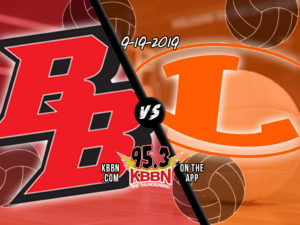 Broken Bow Volleyball Team Hosts Lexington on KBBN