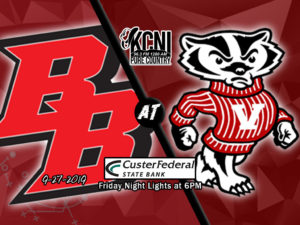Broken Bow Begins District Play at Valentine - on KCNI