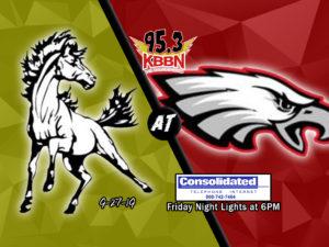 KBBN Area Game of The Week -  Brady vs Mullen
