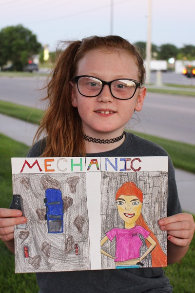 Local Students Earn National Recognition for Outstanding Artwork