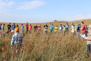 Nearly 400 Compete in Area IV Range Contest in Greeley County