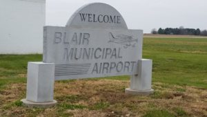 Possible Expansion at Blair Municipal Airport