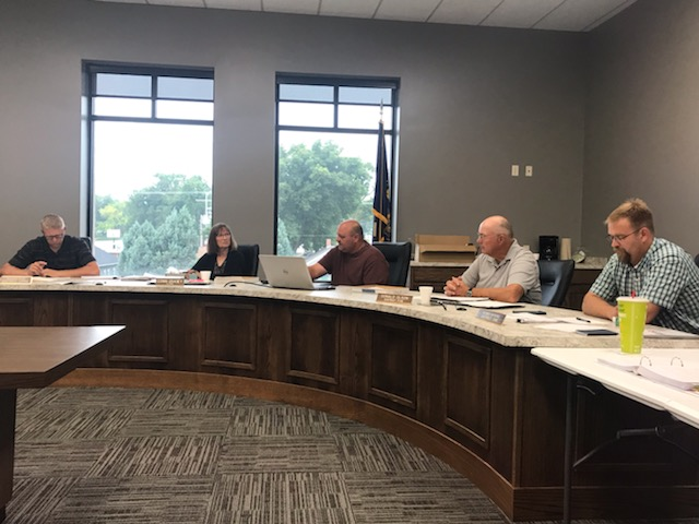 County Supervisors Approve Increased Tax Request Due to Road Damages