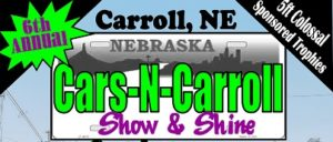 6th Annual Cars-N-Carroll Show And Shine Happening September 22nd
