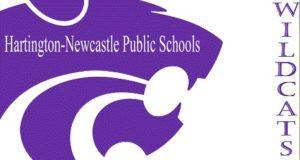 Hartington-Newcastle Splits Home Triangular