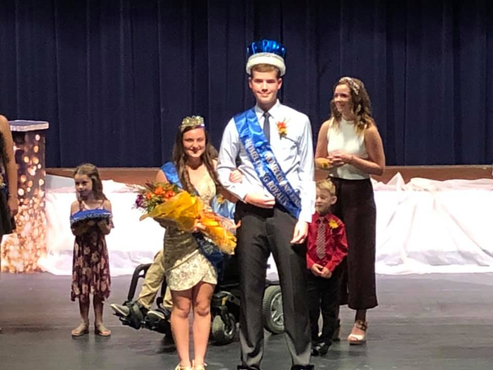 Blue Devil Homecoming King, Queen Announced