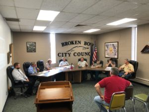 Safety Concerns Heard At Utility Board Meeting