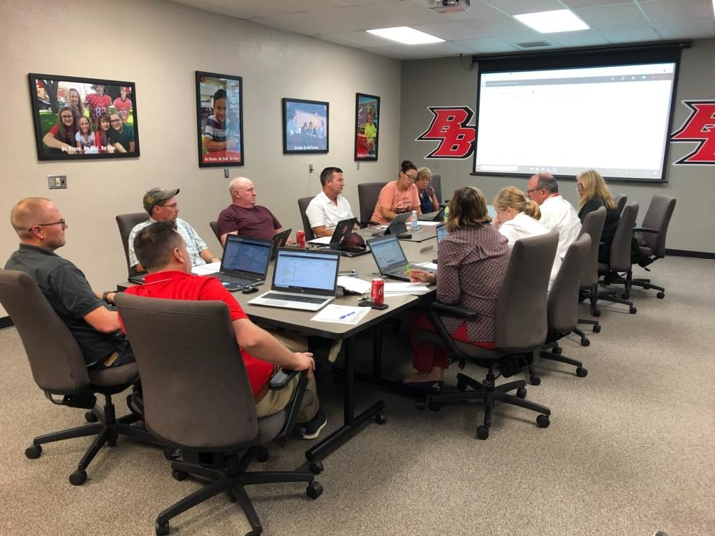 Broken Bow School Board Tax Request Planning To Be Same As Past Two Years: $8.6 Million