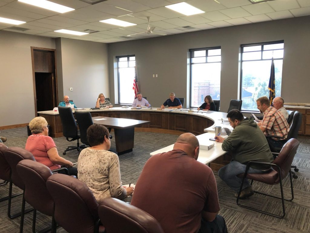 Custer County Board Of Supervisors Approves Highway Dept. To Upgrade Phone System