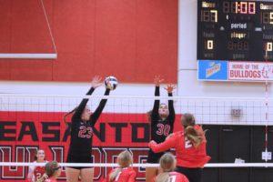 High School Volleyball Recap 9/10