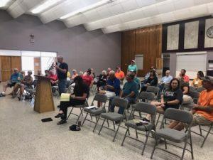 Public Forum Brings Variety of Opinions Regarding Restroom in City Square