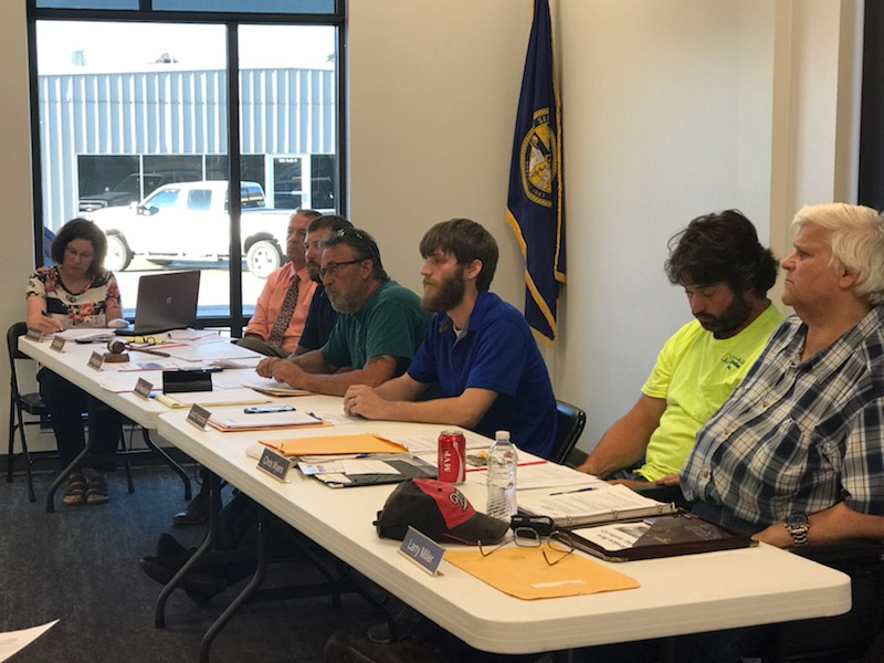 Safety is Priority for Broken Bow City Council
