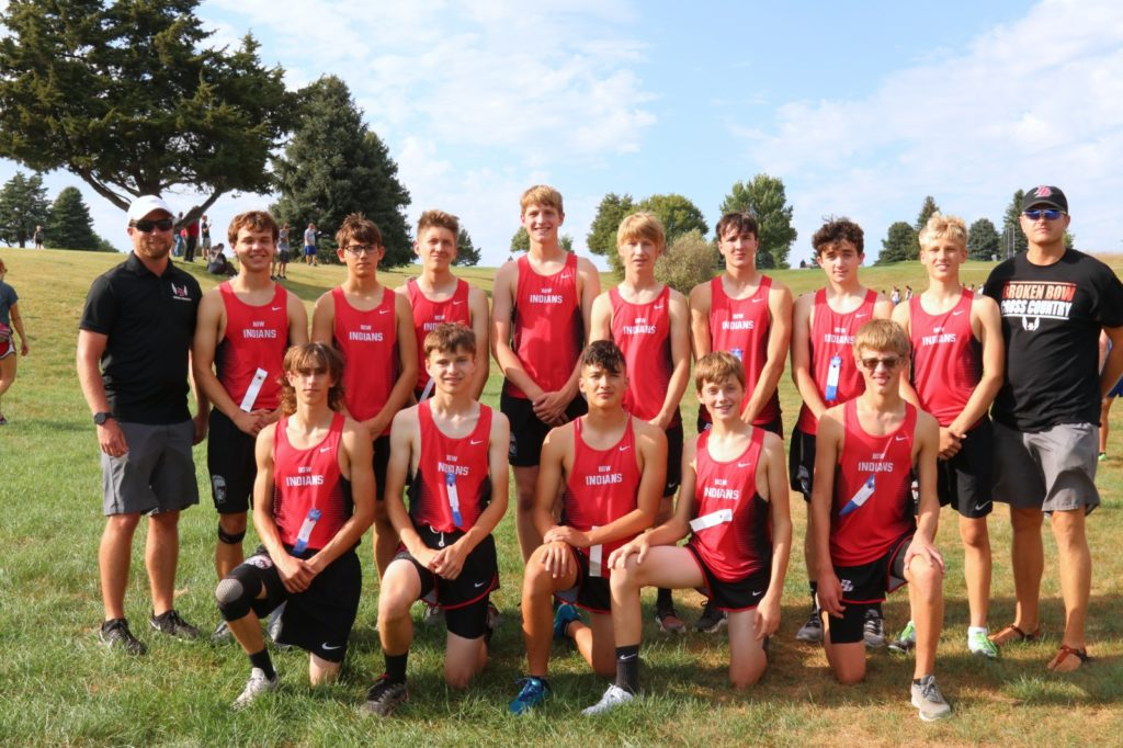 Broken Bow Boys Win Ravenna Cross Country Invite and ALC Girls Place 2nd