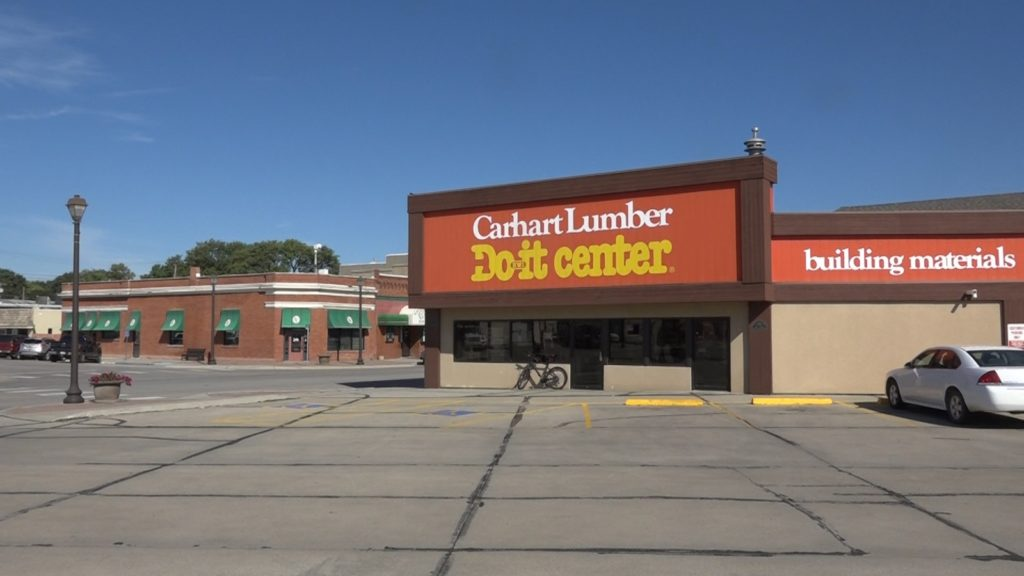 Friday Morning Chamber Coffee At Carhart Lumber