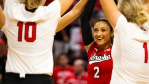 Nebraska Volleyball Team Ready for Big Ten Road Battle with Maryland