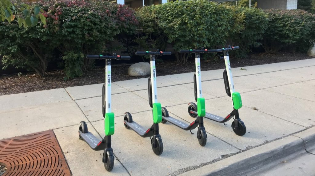Lincoln council approves pilot program for scooter rentals