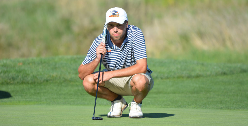 Warriors Tie for Third at GPAC Fall Preview
