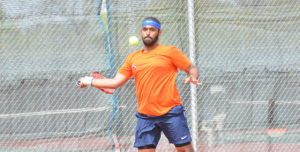 Tennis Begins Season with GPAC Single and Double Tourney