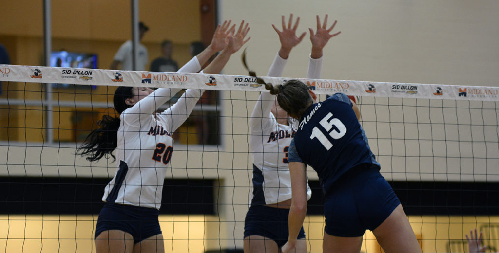 No. 9 Lady Warriors Drop First Conference Match to (RV) Morningside