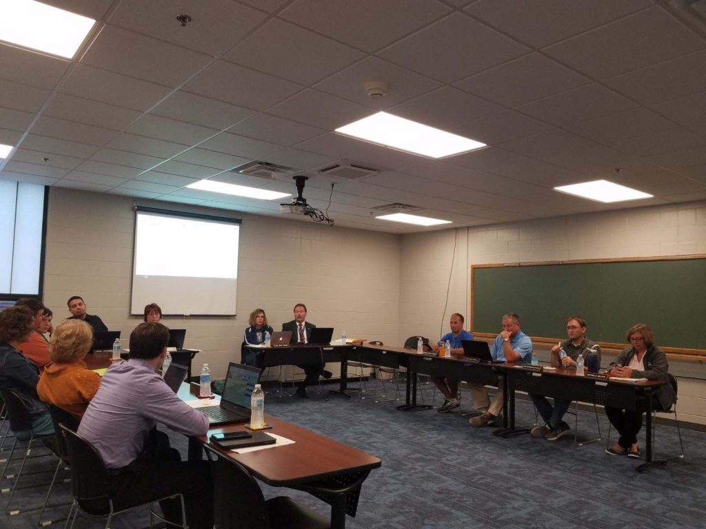 September Board of Education Meeting Approves Budget; Will Wait On Facility Audit Before Purchasing Property