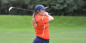 Lady Warriors Place Eighth at Frommelt Classic