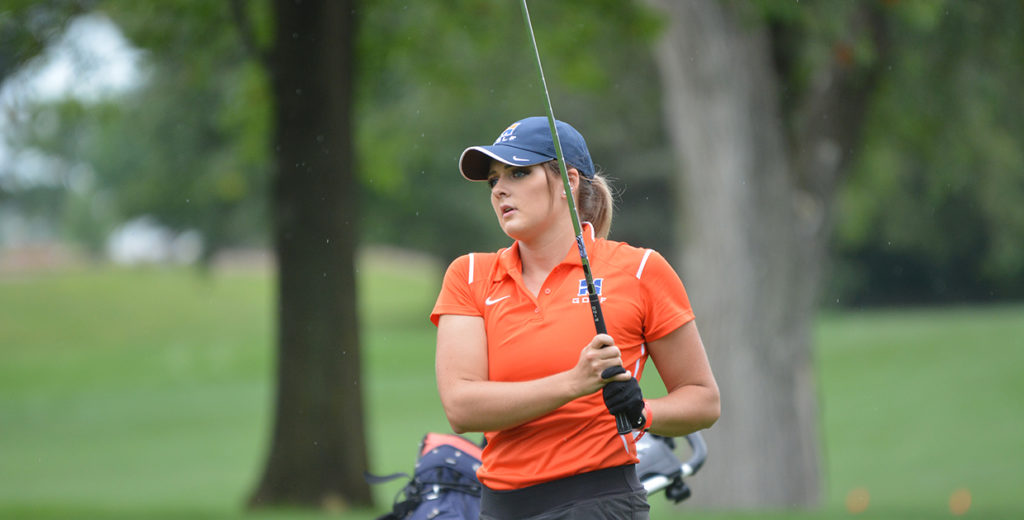 Lady Warriors Place Fourth at Home Invite