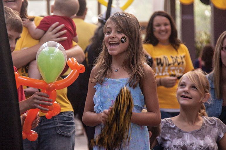 Family Day, Sibling Weekend To Take Over Wayne State Campus