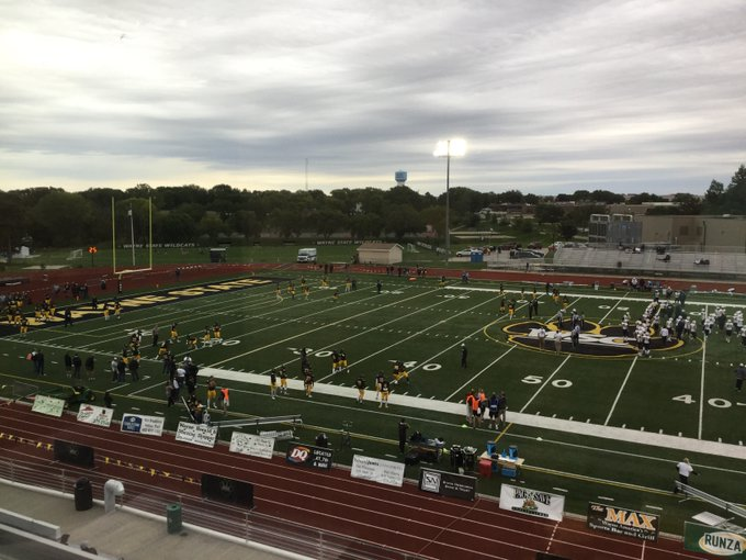 Concordia-St. Paul Outlasts Wayne State, Wildcats Drop Back-To-Back Division Games