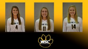 Wildcat Volleyball Up To #19; Tarrin Beller Earns MVP Of Weekend Tourney & NSIC Defensive Honors