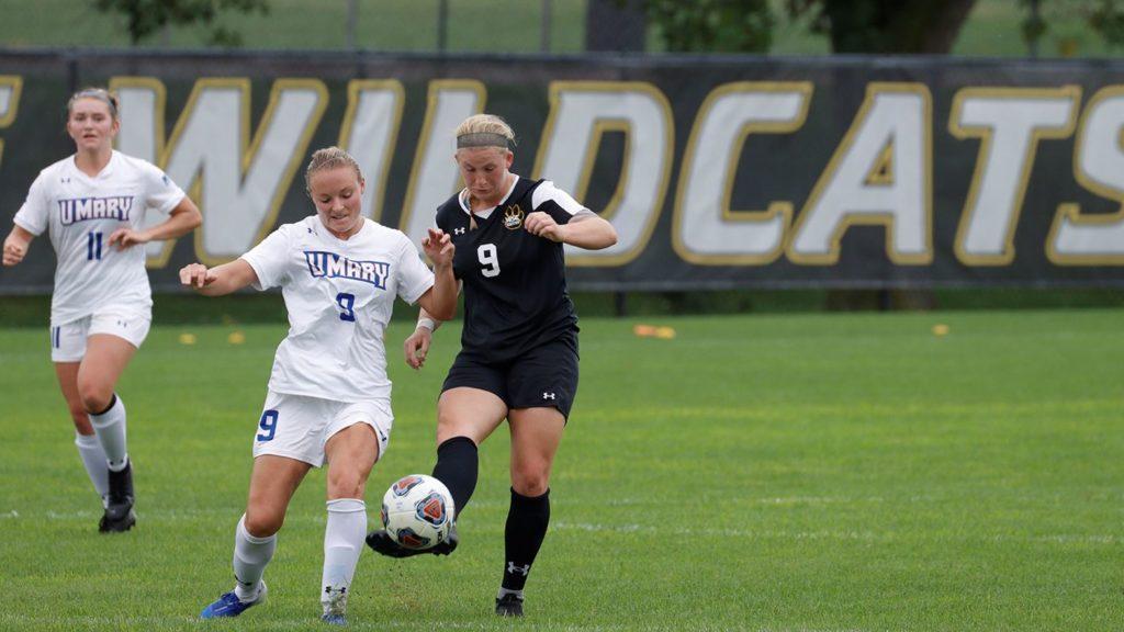 Wildcat Women's Soccer Allows Two Goals Each Half, Fall At Home