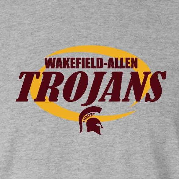 Wakefield-Allen Sweeps Road Triangular