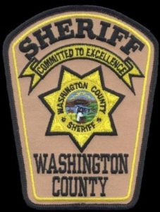 Washington County Sheriff's Report