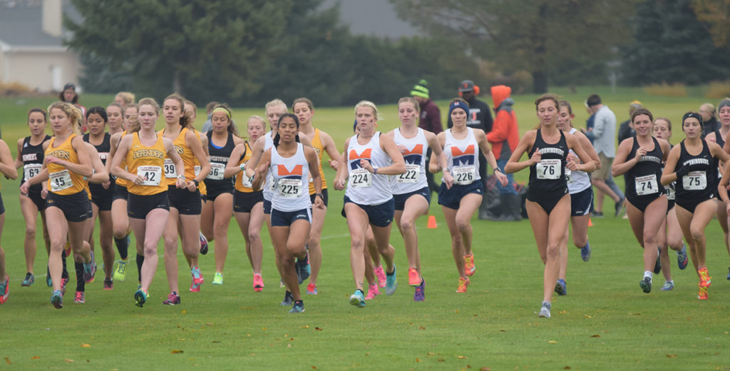 Midland Runners Partake in Competitive Field at Greeno/Dirksen InviteMidland Runners Partake in Competitive Field at Greeno/Dirksen Invite