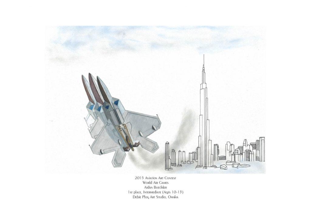 NDOT Aeronautic Division Announces Kids' Art Contest